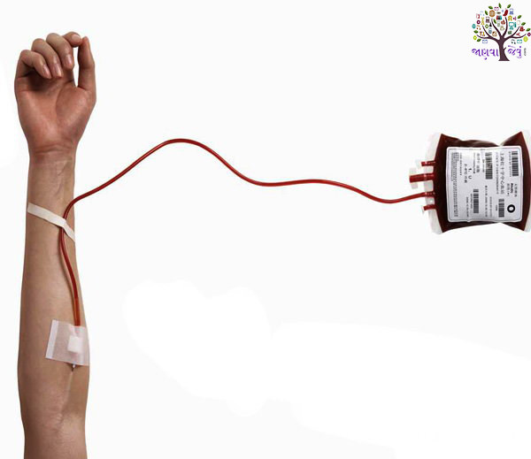 Blood donation is a wonderful health benefits, who can know