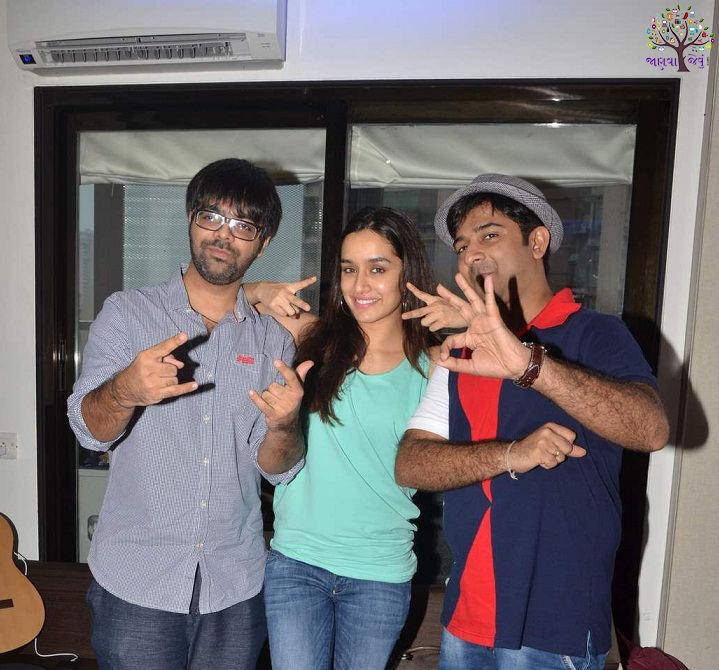 Shraddha Kapoor had recorded 'bejubana Phir Se ..' song Unplugged Version