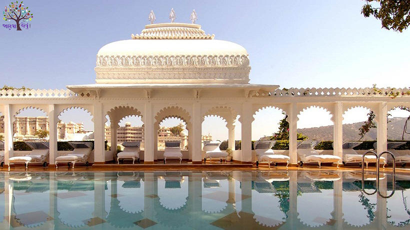 The country's most luxurious palace, stars like Hrithik, Ranbir was shooting