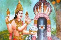 Lord Shiva Vishnu gave the Sudarshan Chakra, know the story of the mythical Delicious