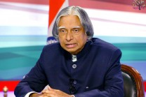 How should we respond when we find failure, said Dr. Kalam