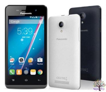 પેનાસોનિકનો નવો સ્માર્ટફોન લૉન્ચ, કિંમત 4990