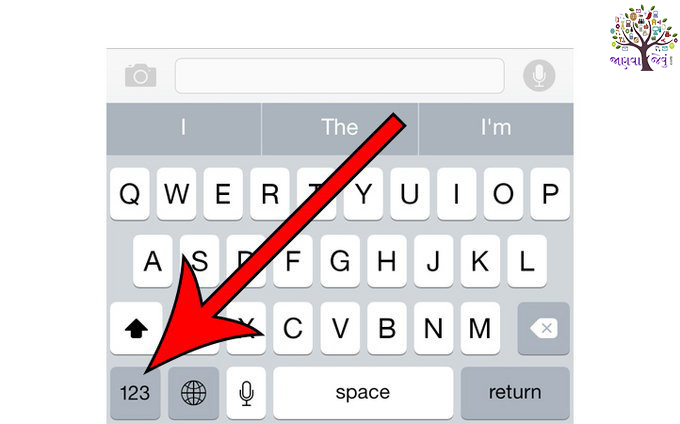 You can use the iPhone? Shortcuts may have been the work