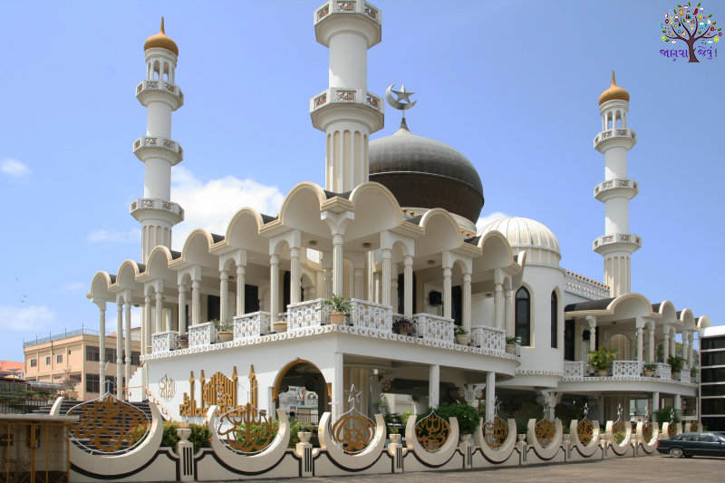 EID SPL: Allah exorbitant freight comprise the most beautiful mosques in the world!