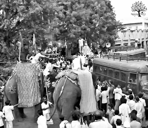 Historical Photos: Rathyatra leaves the 137-year-old Rathyatra