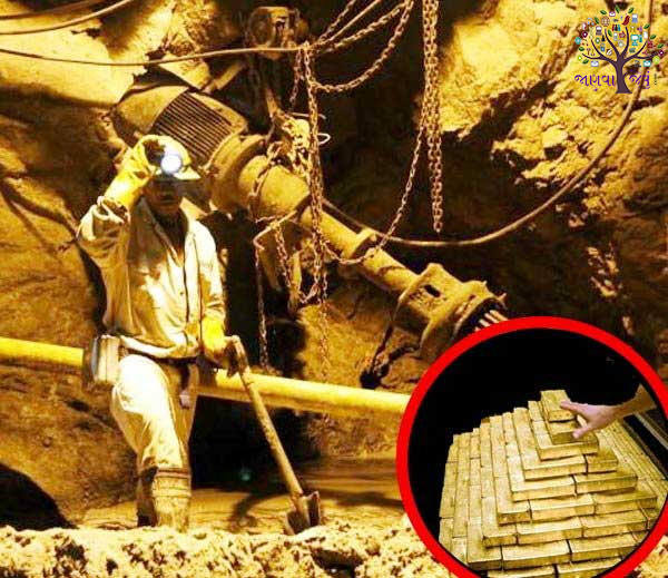 Here are the top 10 desah inexhaustible reserves of gold, the mine is a gold drain