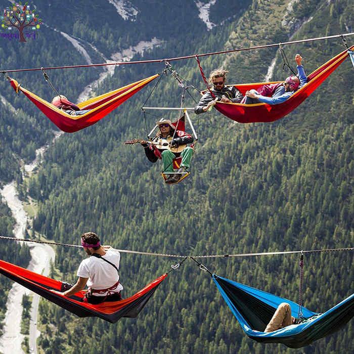 Adventure lovers rocking look wonderful, fun to watch, even sitting ...
