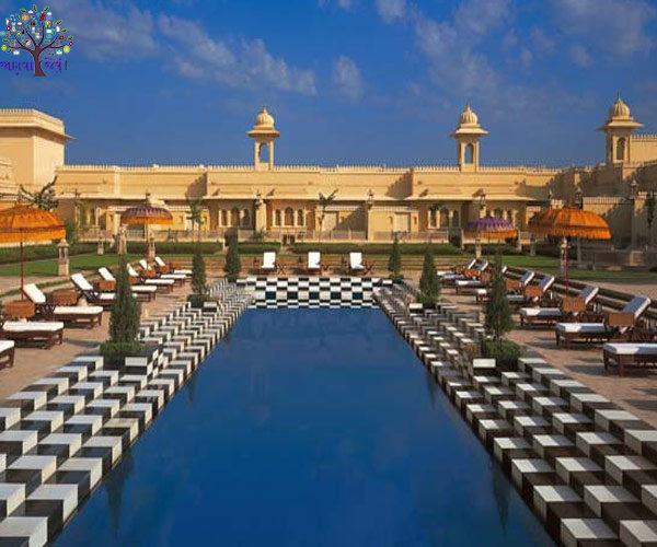India is the world's number one in the hotel, there is a sense of paradises