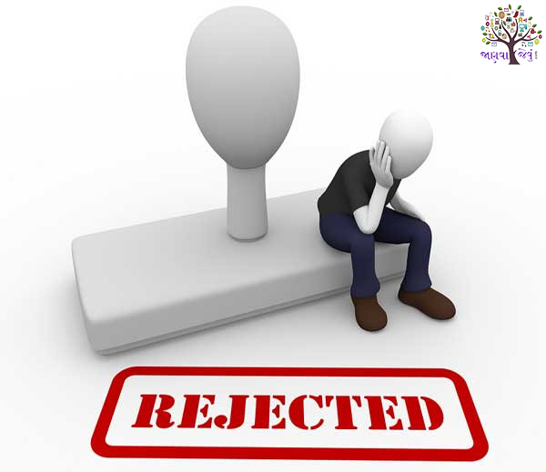 The 7 things never perceived the threat of rejection is often stressed
