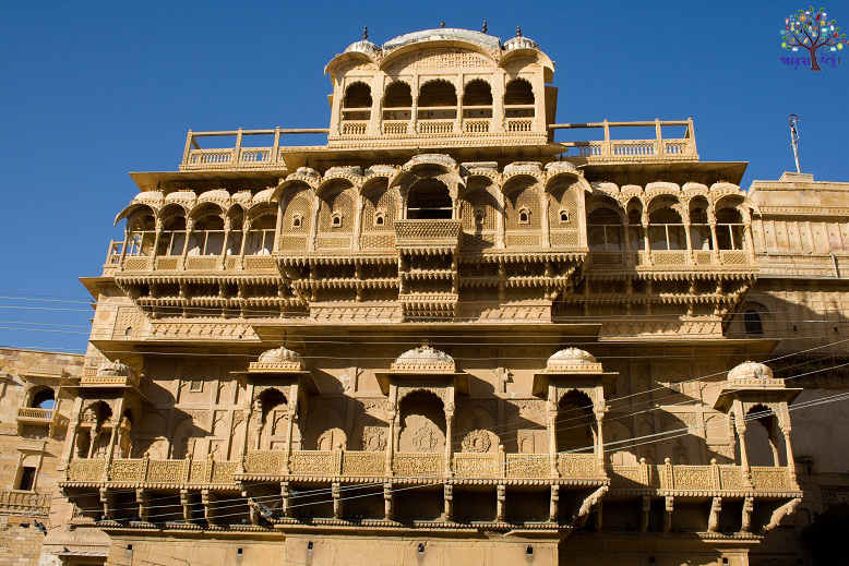 Once you should go visit the Golden City Jaisalmer