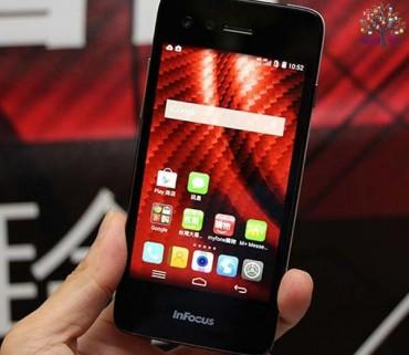 InFocusએ લોન્ચ કર્યો 4G સ્માર્ટફોન, કિંમત 5499