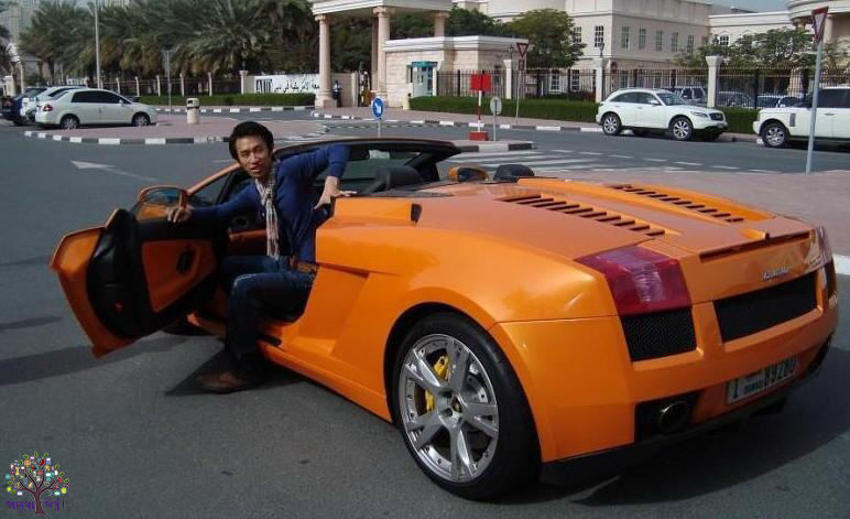 Parties, Ferrari Driving in  rich China 'Rich Kids'
