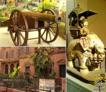 અહી છે ગુજરાતના રાજશાહી અને અદભુત મ્યુઝીયમ