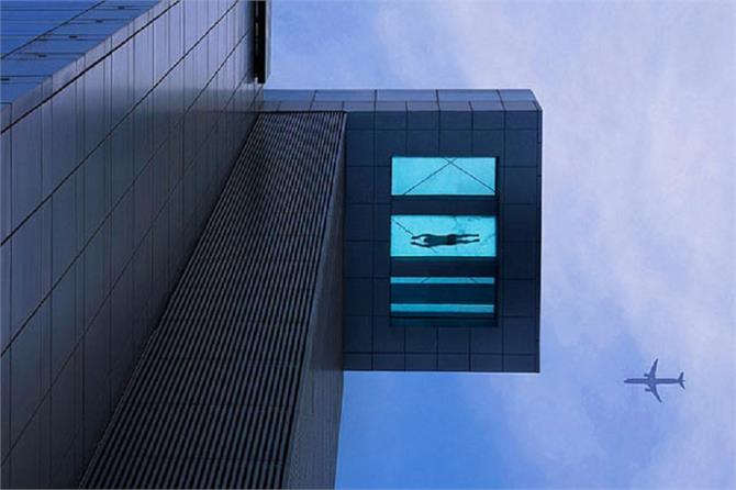 The 10 famous and Shocking swimming pool