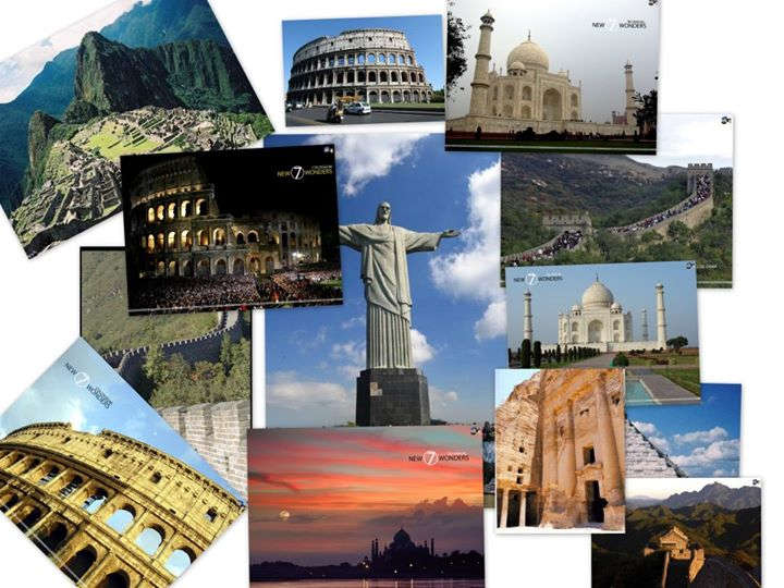 All Are seven wonders of the world | Janvajevu.com