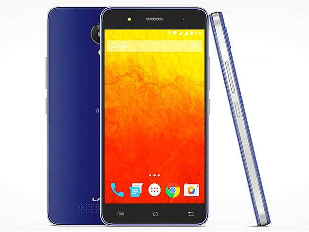 Lava launches Flash with front camera with Iris X1 Selfie