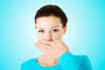 What is breath in your mouth, Try to tips