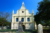 This is the first European church in India