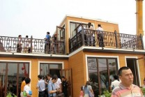 3D-printed villa assembled within 3 hours