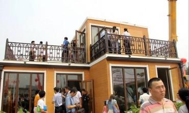 ફક્ત ૧૮૦ મિનીટમાં જ તૈયાર થયું આ ઘર, જે ભૂકંપમાં પણ ટકી રહેશે