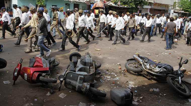 patidar andolan in gujarat violence