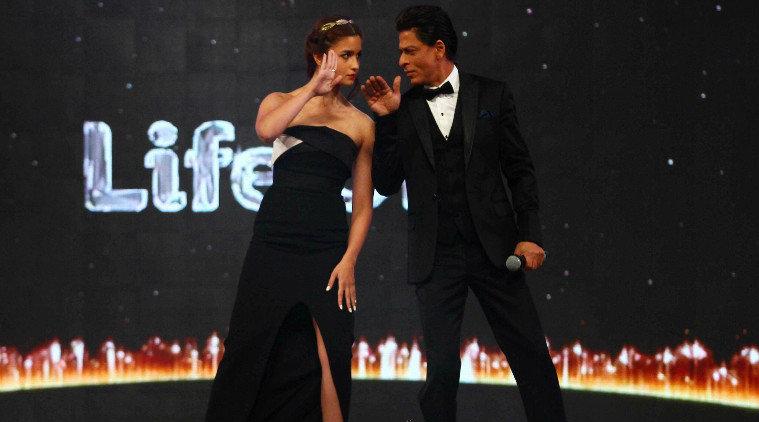Shah Rukh will romance with Alia bhatt