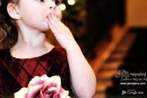 ઘરમાં ફૂલ અને દીકરીની સુગંધ