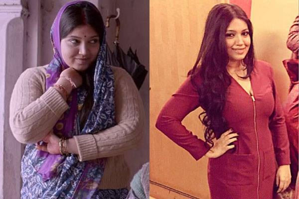 Bollywood stars such as seen before, and now
