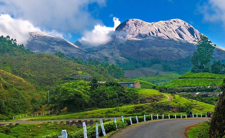 This beautiful hill station in India, called earthly paradise.