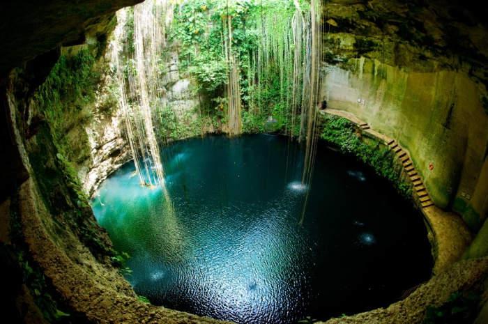 top 10 underground amazing lakes in the world | Janvajevu.com