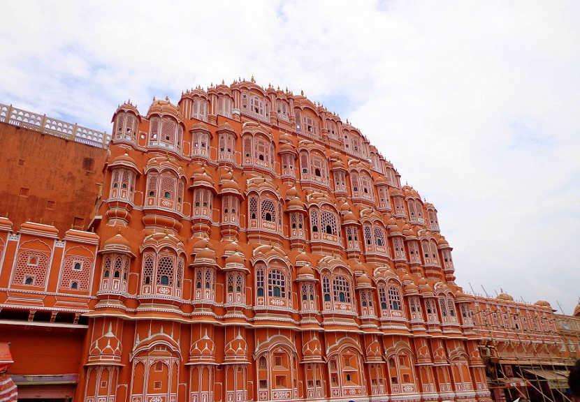 Rajasthan Famous Hawa Mahal | Janvajevu