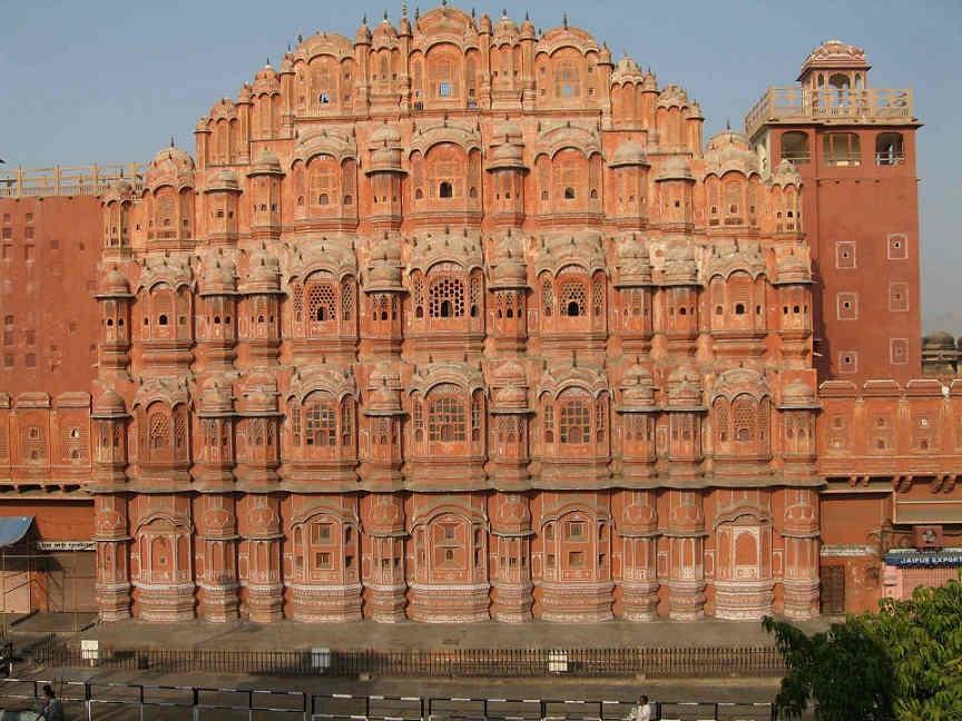 Rajasthan Famous Hawa Mahal | JanvajevuRajasthan Famous Hawa Mahal | Janvajevu