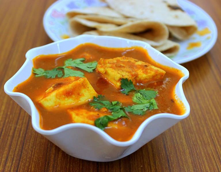 paneer makhani Recipe | Janvajevu.com