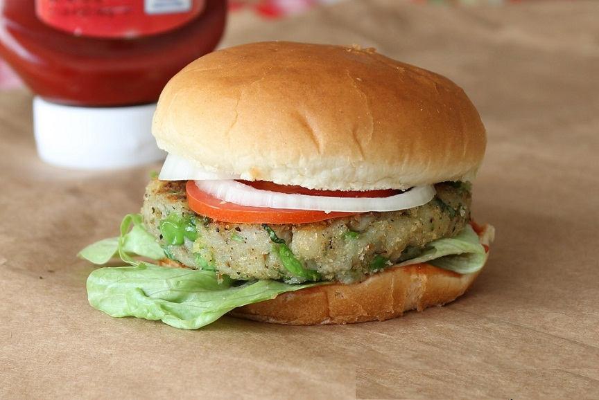 aloo tikki burger recipe | Janvajevu.com
