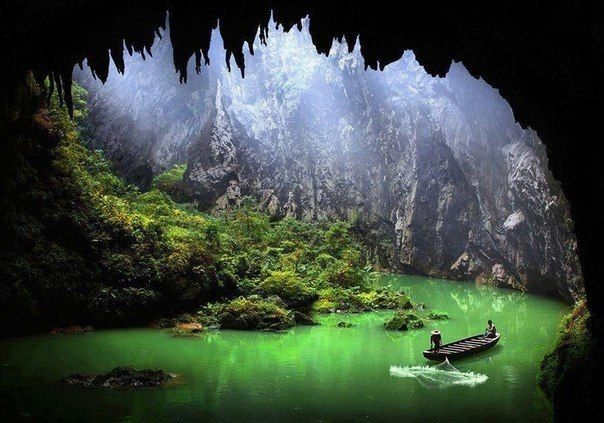 top 10 underground amazing lakes in the world | Janvajevu.com