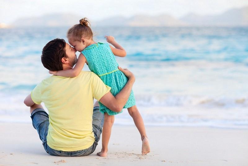 પિતા અને તેની પુત્રીની વાત જ કઈક અલગ હોય છે.