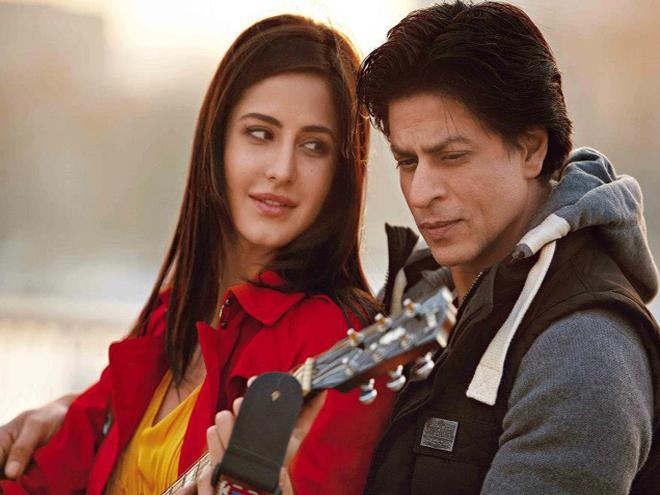 Shahrukh will romance Katrina again