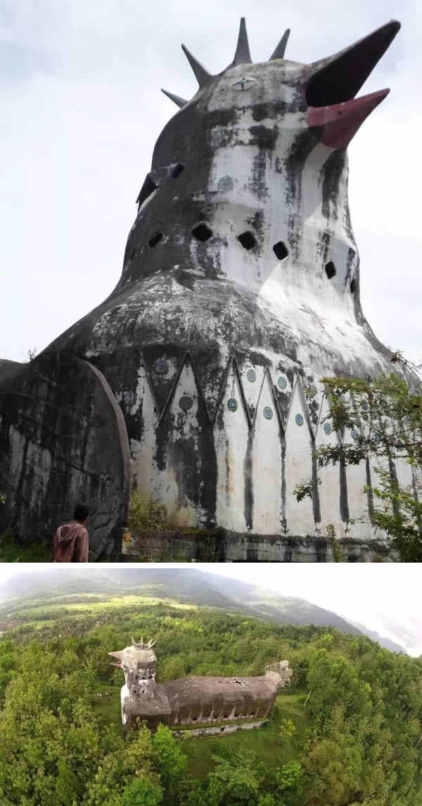 worlds ugliest building