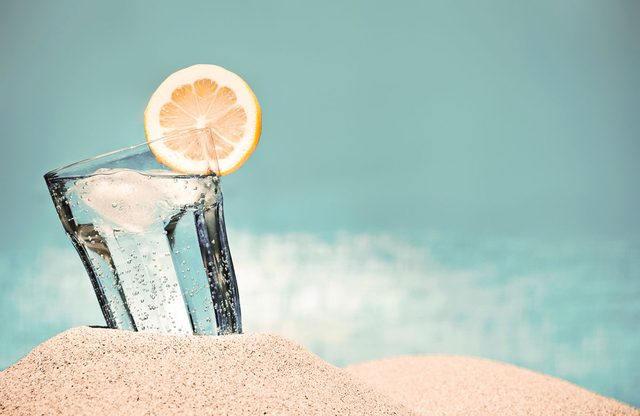 side effect of drinking lemon water