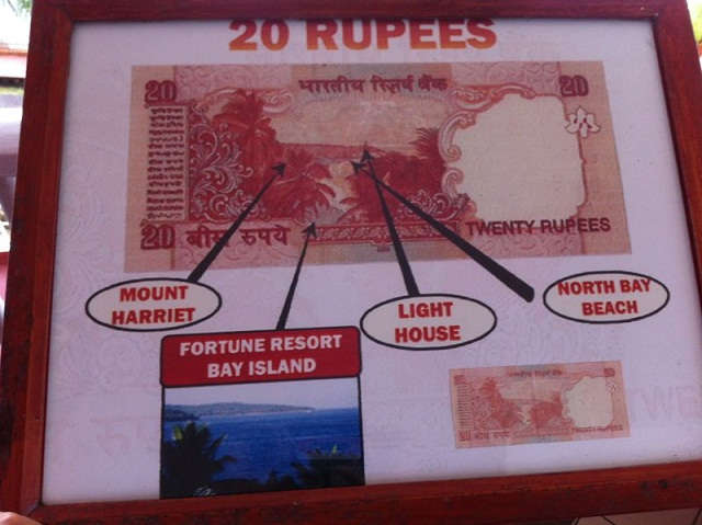 interesting facts about indian rupees
