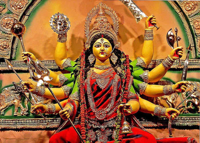 do these five things in navratri durga bless you | Janvejevu.com