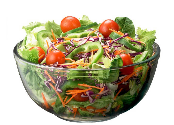 Reduce weight and stay healthy for your salads, mix this 5 elements