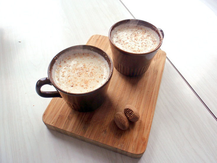 benefits of warm milk