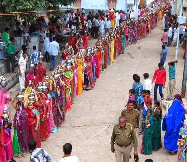 miraculous sheetala mata temple on rajsthan | Janvajevu.com