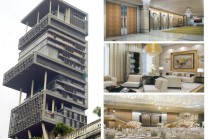 antilia is the worlds most expensive house in mukesh ambani | Janvajevu.com