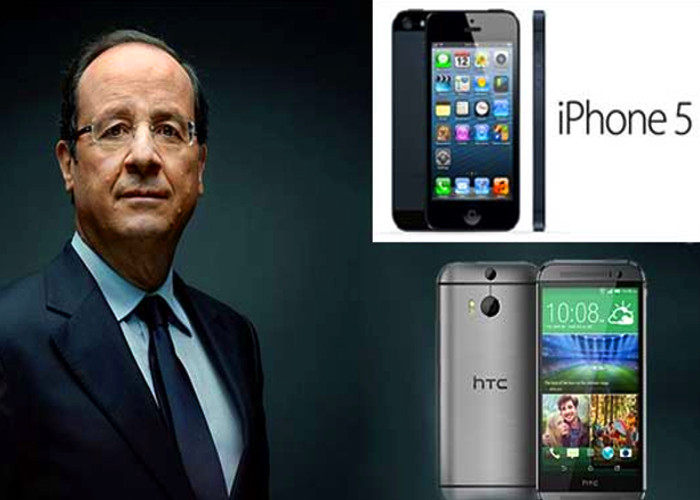 Top 10 country leaders of world and their prcious smartphones