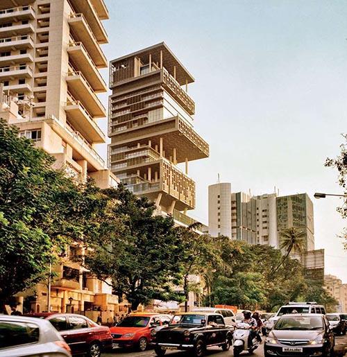 antilia is the worlds most expensive house in mukesh ambani | Janvajevu.com