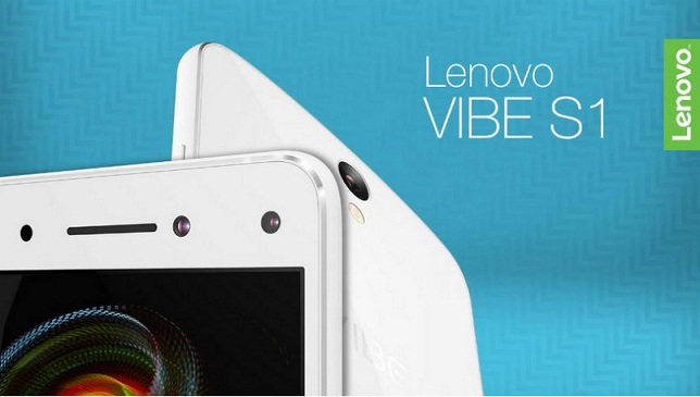 full HD screen with dual front camera and launch the Lenovo Vibe S1