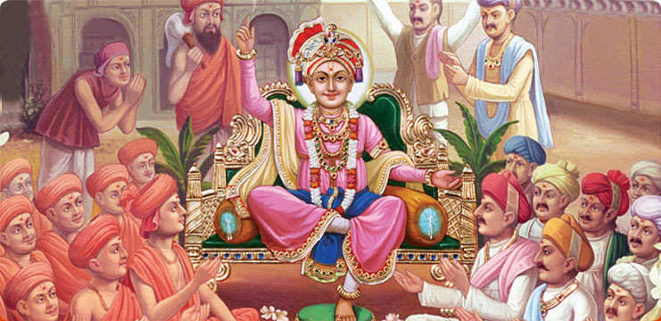 About Swaminarayan bhagvan | Janvajevu.com