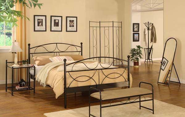 metal-bedroom-sets-furniture-powder-coating